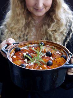 Ratatouille, Chili, Soup, Ethnic Recipes, Chile, Soups, Chilis