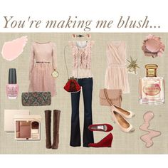 Where are the blush heels and sparkle toe from?
