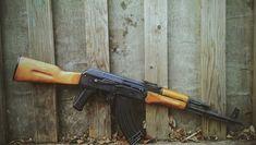 Ak 74, Custom Guns, Assault Rifle, Weapons Guns, Revolver, Shotgun, Firearms, Military Brat, Real Quotes