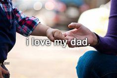 And my stepdad
