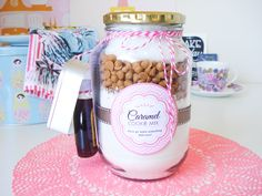 Free Cookie Jar Printable & Recipe #free #printable #recipe