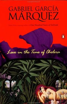 Love in the Times of Cholera – Penguin Books