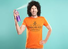 """""""Sweet Betty's Sparkling Yetis"""" - Threadless.com - Best t-shirts in the world"""