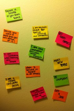 Motivation wall... I'm DOING this!
