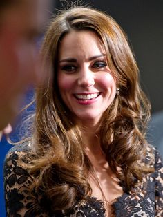 """She's got more hair than God,"" says Babaii of Kate Middleton, Duchess of Cambridge. ""The layers help frame her oval face and control the volume. All-one-length hair would weigh her down."""