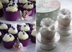 [ Cupcake Wedding Cakes Stylish Eve 18 ] - Best Free Home Design Idea & Inspiration Love Cupcakes, Wedding Cakes With Cupcakes, Unique Wedding Cakes, Cupcake Wedding, Cupcake Cakes, Cup Cakes, Scroll Wedding Cake, Traditional Wedding Cake, Stylish Eve