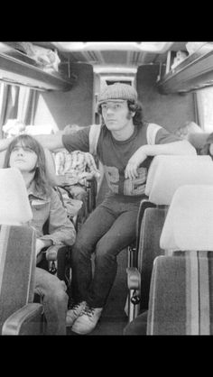 Brian Johnson/Malcolm Young