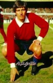 1967 Hector Yazalde - Club Atletico Independiente