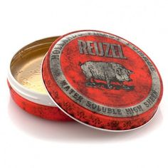 Reuzel Grease Meduim Hold červená 340g