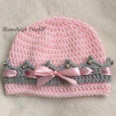 Girly Crown Hat - Free Pattern