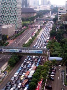 Metropolitan Jakarta Toll Roads System History  #jakarta #traffic #tollroads