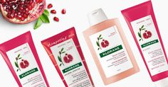 Win 1 of 25 Klorane price packs with our promotion Pomegranate, Competition, Places, Beauty, Style, Swag, Granada, Stylus, Pomegranates