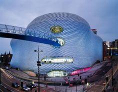 Jan Kaplicky - Birmingham, Selfridges department store. Photo Richard Davies