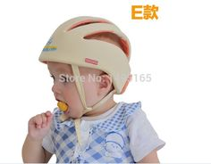 2016 Hot Sale Anti-collision Protective Hats Baby Toddler Caps Baby Safety Helmet Size Adjustable 3color in stock #Affiliate