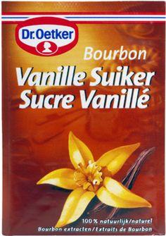 DR.OETKER sucre vanille bourbon 10 pcs