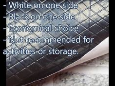 Which Liner is right for your crawlspace?