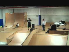 Live Hip Hop in the Newmarker Youth Centre skate park