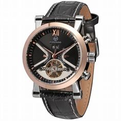 tourbillion watch forsining automatic movement genuine automatic watchbranded automatic mechanical watches for men black dress western wristwatch forsining watch company limited
