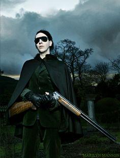 Marilyn Manson, Racket (Las Vegas) March, 2007