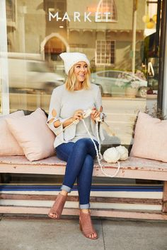 Lauren Conrad wearing the February LC Lauren Conrad Collection | Available at Kohl's