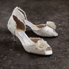 Vintage Wedding Shoes 3