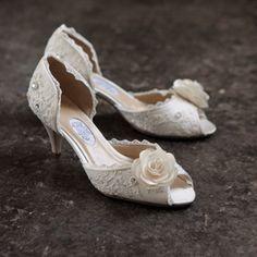 Vintage Wedding Shoes 3