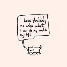 Little Cat Art Print Existentialist