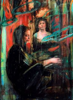 sol halabi art | Sol Halabi (born in 1977) is an Argentian artist who paints in mixed ...