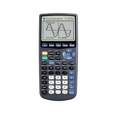 41691f55a2d4 TI-83 Plus Graphing Calculator Ap Calculus