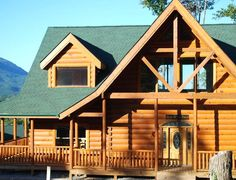 """8 UP WITH FUN""                     8 Up With Fun is a gorgeous 5500 sq. foot 3 Story log cabin with 8 bedrooms & offers the perfect combination of fun & luxury."