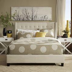 Graves Upholstered Bed | Joss & Main