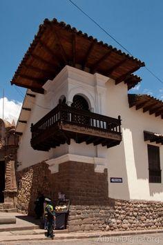 Estilo colonial - House casa