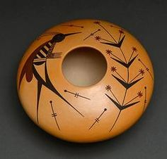 American Indian Hopi Pottery from the Heard Musuem Shop