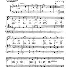 Heart of Jesus, Hear - Traditional Catholic Living
