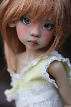 Kaye Wiggs - Hope (Official Photo) by mad about bears and dolls, via Flickr