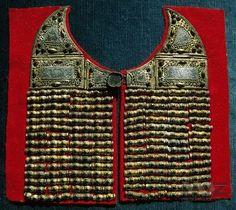 Croatia, ukras muškog prsluka - toke, Škabrnje, I. pol. XIX. st.,  National Museum Zadar