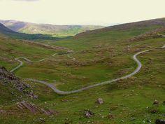 Healy Pass (Don't miss this drive if you are visiting the Beara Peninsula/Ring of Beara) - Adrigole, Ireland