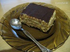 Tiramisu - talianske, nefalšované (fotorecept) - Recept