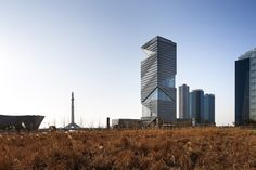 Galería de Torre G / HAEAHN Architecture + Designcamp Moonpark dmp + Gyung Sung Architects + TCMC Architects & Engineers - 9