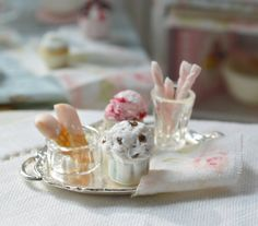Miniature Vintage Sweet Shop Collection by CynthiasCottageShop