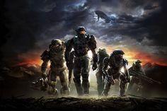 Halo 3, Halo Game, Luigi's Mansion, Desktop Themes, Hd Desktop, Halo Reach Xbox 360, The Master Chief, Microsoft, Campus Party