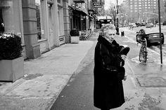 woman on hudson by scott witt, via Flickr