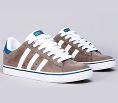 adidas Skateboarding Campus Vulc – Titan Grey / Hero Blue