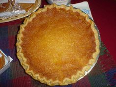 Navy Bean Pie Recipe-instant bean pie mix now available
