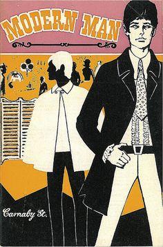 Modern Man Dandy Cover, 1967