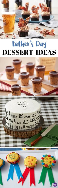 Need recipe ideas on what to make Dad this Father's Day? Check out these delicious dessert ideas that will definitely delight Dad!