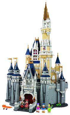Lego Disney Castle 71040 http://www.hothbricks.com/