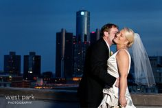 Rooftop of the DAC / Detroit Athletic Club Michigan Wedding Venues, Detroit Wedding, Place To Shoot, Park Photography, Rooftop, Athletic, Club, Weddings, Beautiful