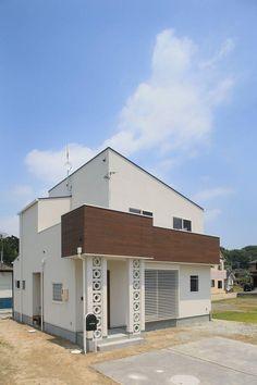専門家:が手掛けた、外観(M's residence)の詳細ページ。新築戸建、リフォーム、リノベーションの事例多数、SUVACO(スバコ)