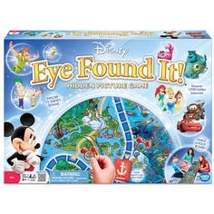 Disney Eye Found It! Game 1000 points